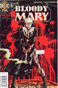 BLOODY MARY - PARTE IV - EDITORA ABRIL