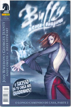 BUFFY nº02 - ED. PANINI