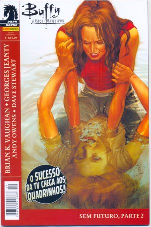 BUFFY nº04 - ED. PANINI
