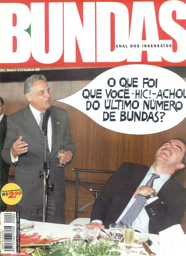 REVISTA BUNDAS nº04