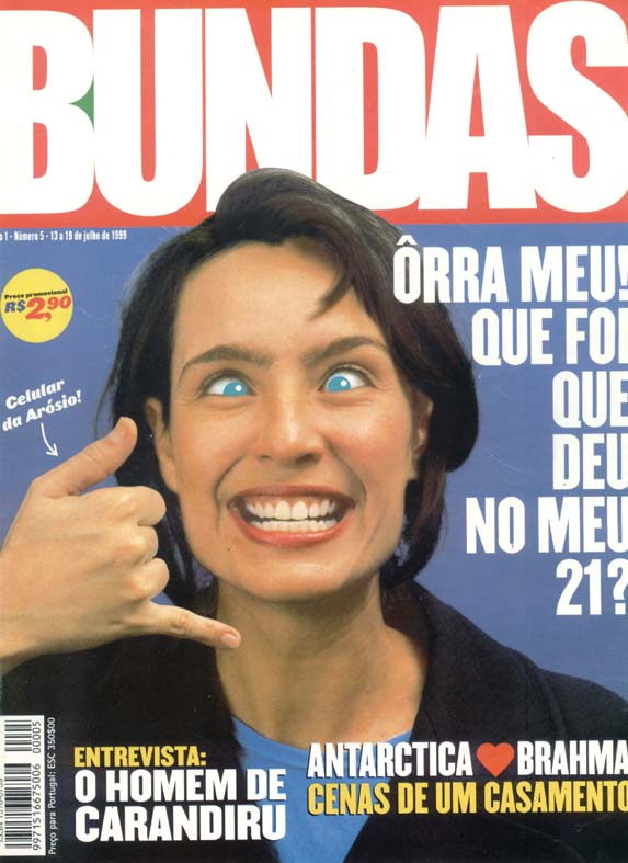 REVISTA BUNDAS nº05