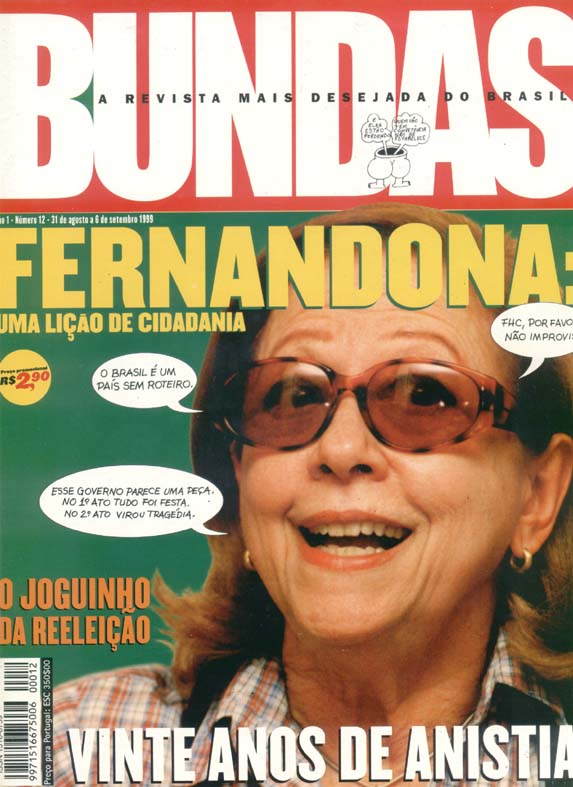 REVISTA BUNDAS nº12