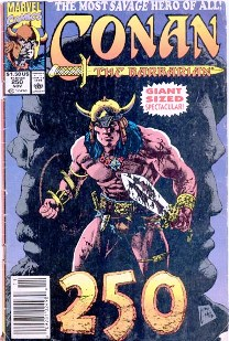 CONAN THE BARBARIAN nº250