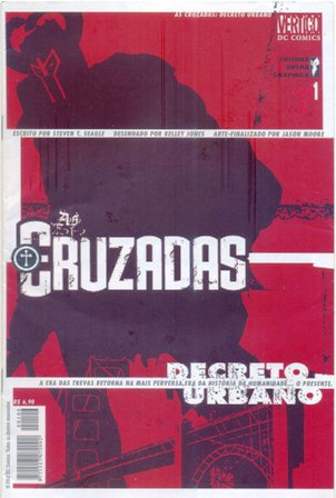 AS CRUZADAS PARTE 01 - ED. OPERA GRAPHICA