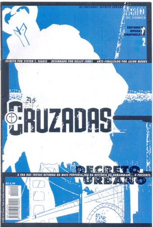 AS CRUZADAS PARTE 02 - ED. OPERA GRAPHICA