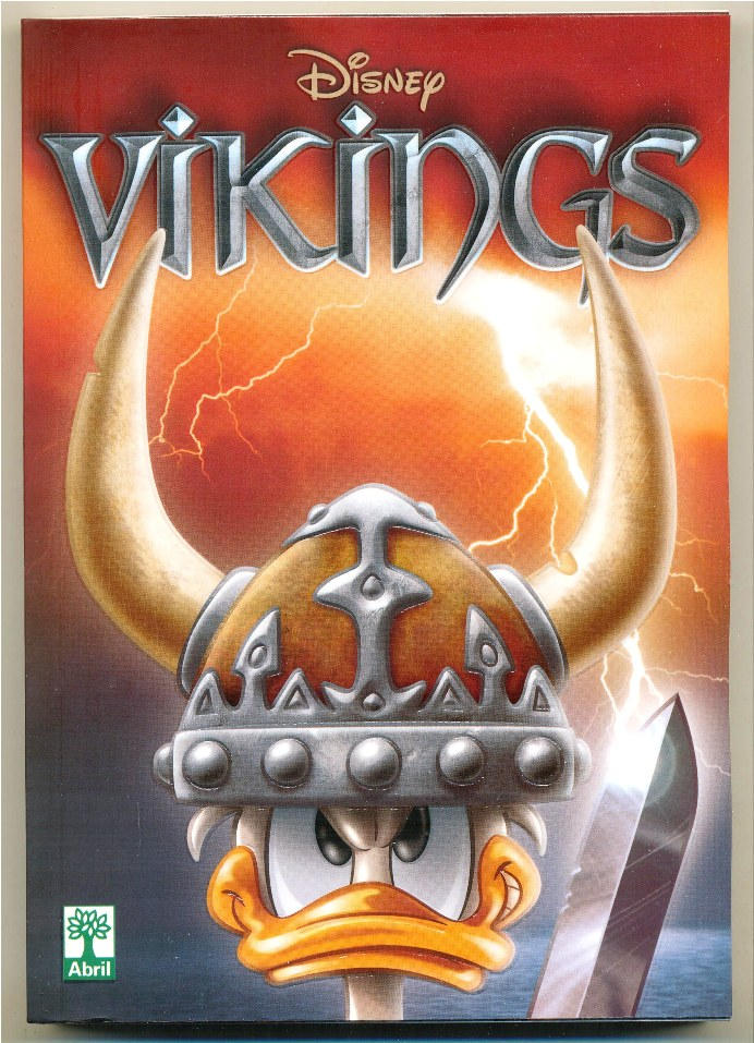 DISNEY VIKINGS - ED. ABRIL