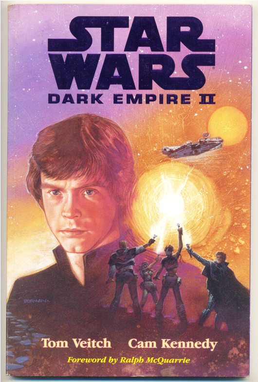 STAR WARS - DARK EMPIRE 2 TP - IMPORTADA