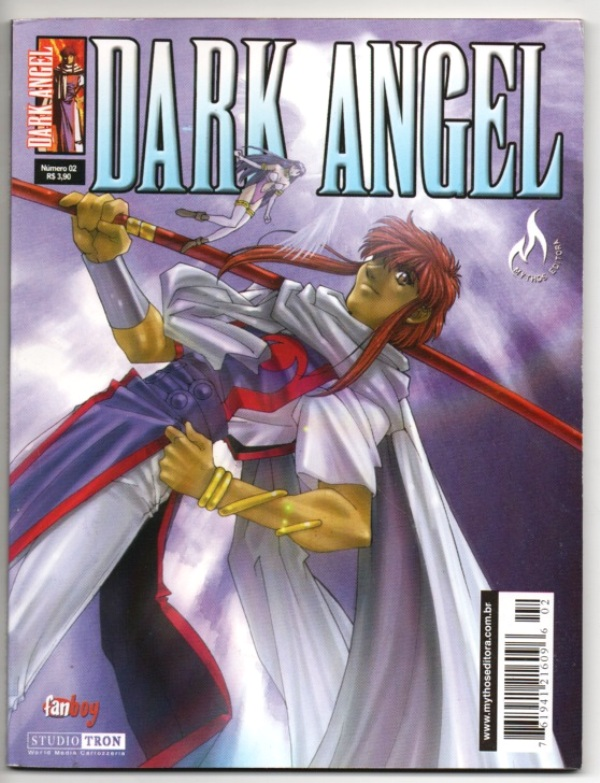 DARK ANGEL nº02 - EDITORA MYTHOS