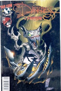 THE DARKNESS nº05 - EDITORA ABRIL