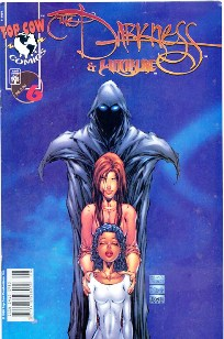 THE DARKNESS nº06 - EDITORA ABRIL