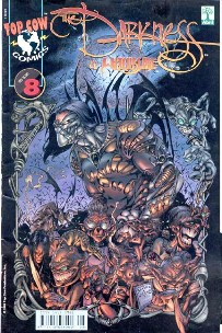 THE DARKNESS nº08 - EDITORA ABRIL
