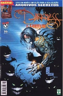 THE DARKNESS nº16 - EDITORA ABRIL