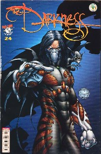THE DARKNESS nº24 - EDITORA ABRIL