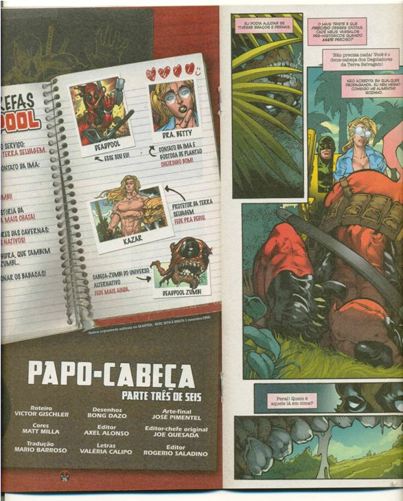 DEADPOOL nº13 - PANINI