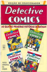 BATMAN DETECTIVE COMICS - ED. ABRIL