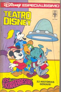 DISNEY ESPECIALÍSSIMO nº06 - EDITORA ABRIL