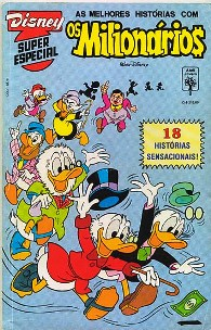 DISNEY SUPERESPECIAL nº08 - EDITORA ABRIL