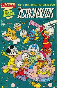 DISNEY SUPERESPECIAL nº11 - EDITORA ABRIL