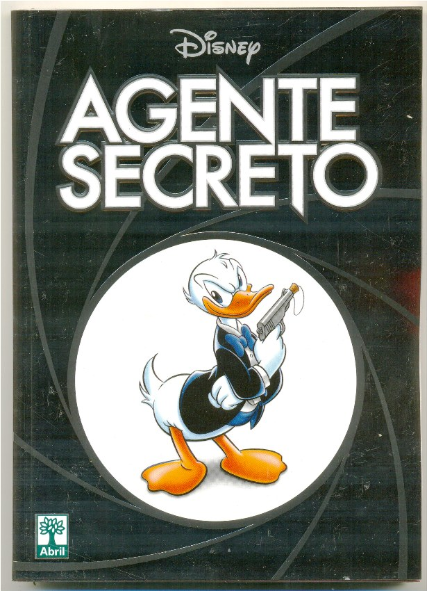 DISNEY AGENTE SECRETO - ED. ABRIL