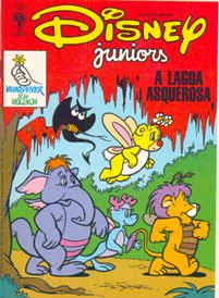 DISNEY JUNIORS nº12 - ED. ABRIL