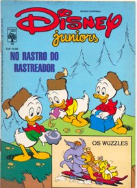 DISNEY JUNIORS nº16 - ED. ABRIL