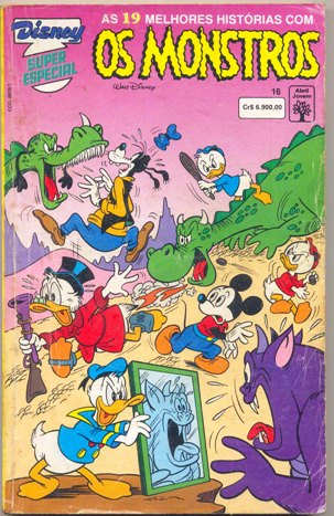 DISNEY SUPERESPECIAL nº16 - EDITORA ABRIL