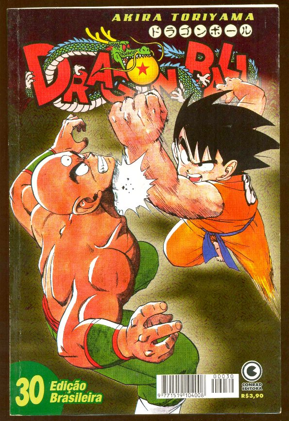 DRAGON BALL nº30 - EDITORA CONRAD
