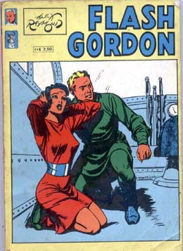 FLASH GORDON nº05 - EDITORA PALADINO
