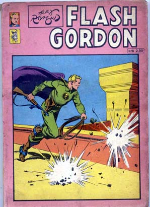 FLASH GORDON nº11 - EDITORA PALADINO