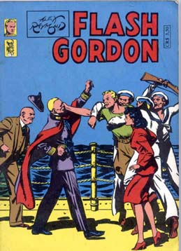 FLASH GORDON nº12 - EDITORA PALADINO