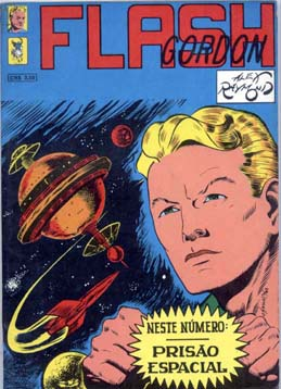 FLASH GORDON nº13 - EDITORA PALADINO