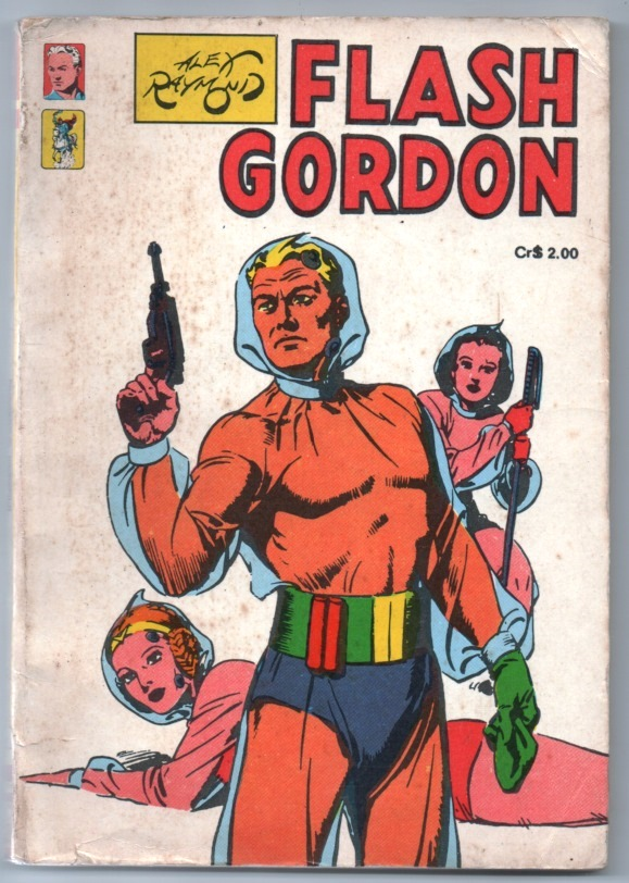 FLASH GORDON nº02 - EDITORA PALADINO