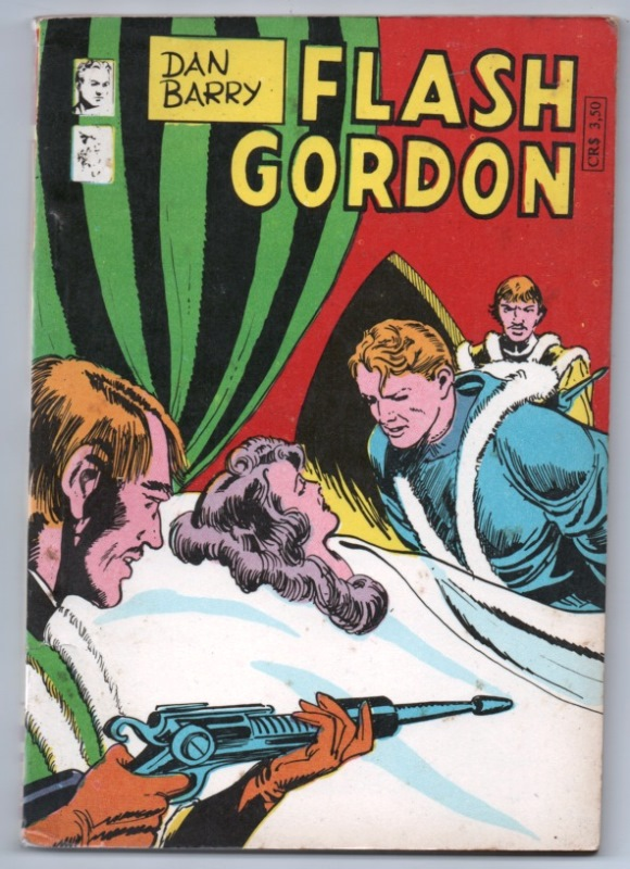 FLASH GORDON nº16 - EDITORA PALADINO