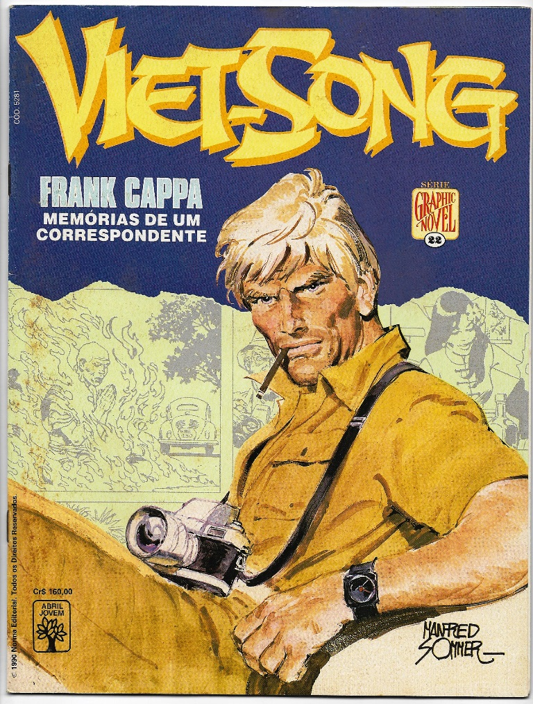 GRAPHIC NOVEL nº22 - VIET-SONG - ED. ABRIL