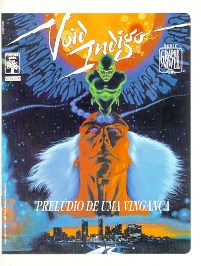 GRAPHIC NOVEL nº10 - VOID INDIGO - ED. ABRIL
