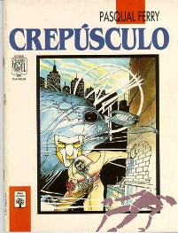 GRAPHIC NOVEL nº25 - CREPÚSCULO - ED. ABRIL