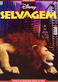 GRAPHIC NOVEL DISNEY nº03 - SELVAGEM - ED. ABRIL