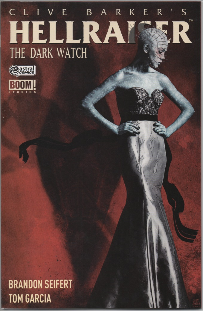 HELRRAISER - THE DARK WATCH nº01 - ED. ALTO ASTRAL