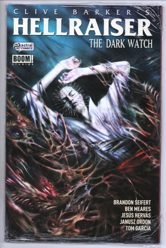 HELRRAISER - THE DARK WATCH nº03 - ED. ALTO ASTRAL
