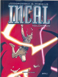 INCAL - VOL. 01 - ED. DEVIR