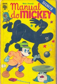 MANUAL DO MICKEY - EDITORA ABRIL