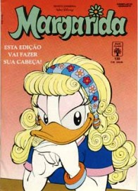 MARGARIDA nº139 - REVISTA DA EDITORA ABRIL