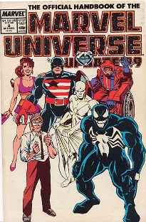 MARVEL UNIVERS nº08 - MID DEC