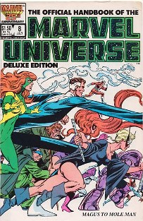 MARVEL UNIVERS nº08