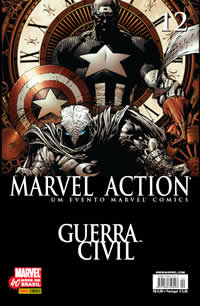 MARVEL ACTION nº012 - EDITORA PANINI