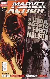 MARVEL ACTION nº007 - EDITORA PANINI