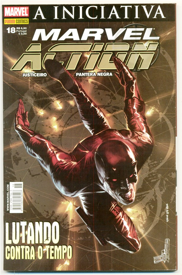 MARVEL ACTION nº018 - EDITORA PANINI