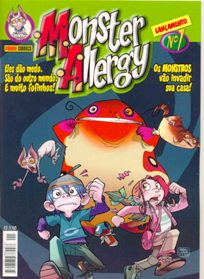 MONSTER ALLERGY n°01 - EDITORA PANINI