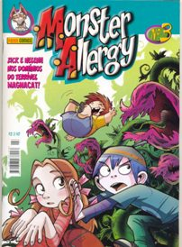 MONSTER ALLERGY n°03 - EDITORA PANINI