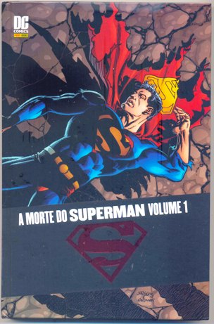 A MORTE DO SUPERMAN - VOL. I - PANINI